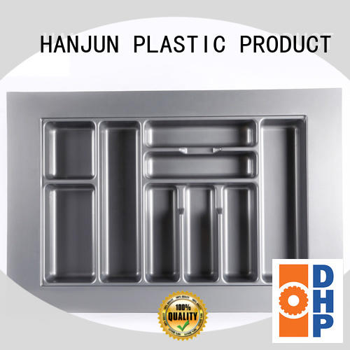 DHP ecofriendly cutlery drawer inserts supplier for cabinets