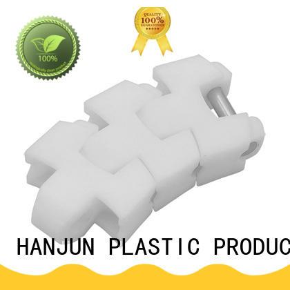DHP antistatic plastic conveyor chain series for food conveyor