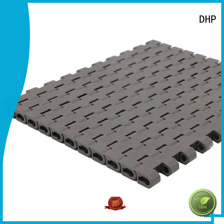 DHP straight running industrial conveyor belts customized for PET bottle conveyor