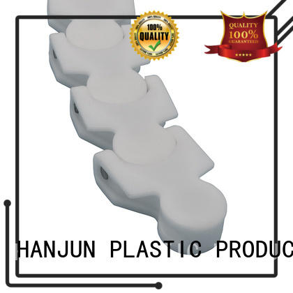 DHP modular conveyor chain suppliers manufacturer for boxes conveyor
