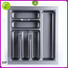 ABS plastic cutlery holder for drawer supplier for tableware DHP