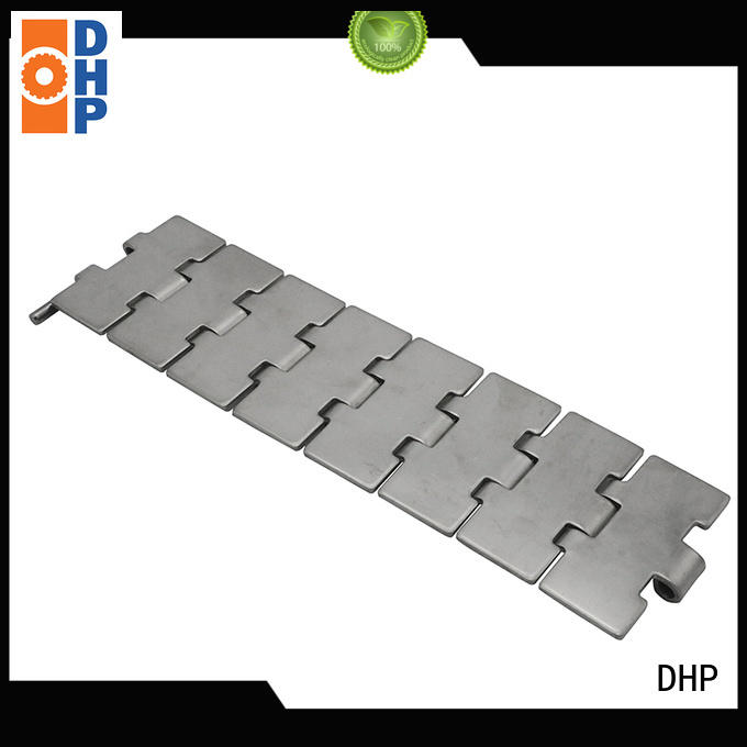 DHP perforated plastic conveyor chain manufacturers manufacturer for food conveyor