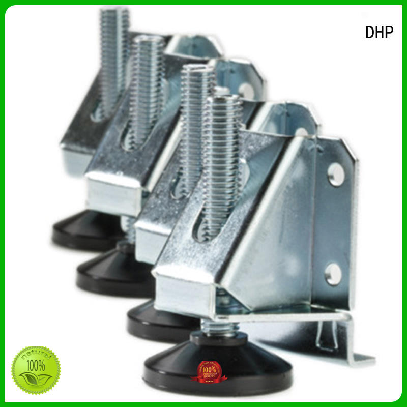 DHP abs material furniture legs suppliers factory direct supply for cabinets