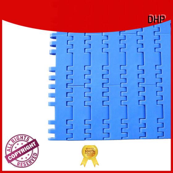 modular plastic conveyor belt straight running manufacturer for conveyor machinery