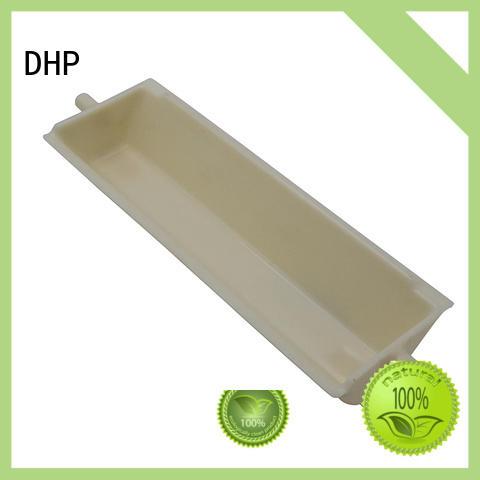DHP z type elevator buckets supplier for hoist conveyor special bucket