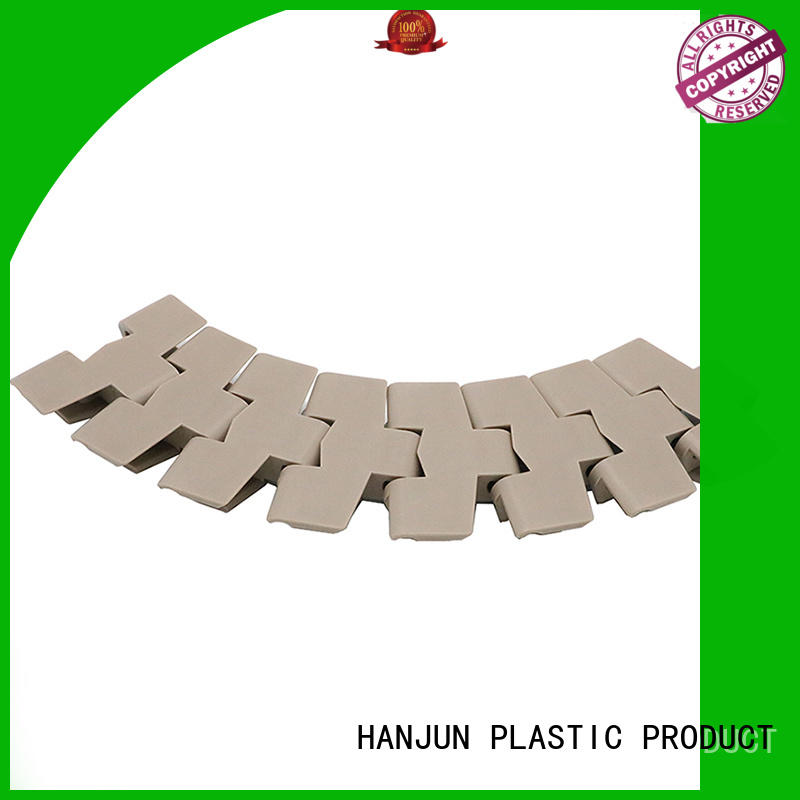 DHP straight running plastic conveyor chain wholesale for food conveyor