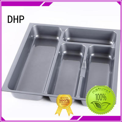 DHP ABS plastic kitchen drawer inserts design for cabinets