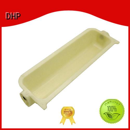 DHP durable conveyor bucket supplier for hoist conveyor special bucket