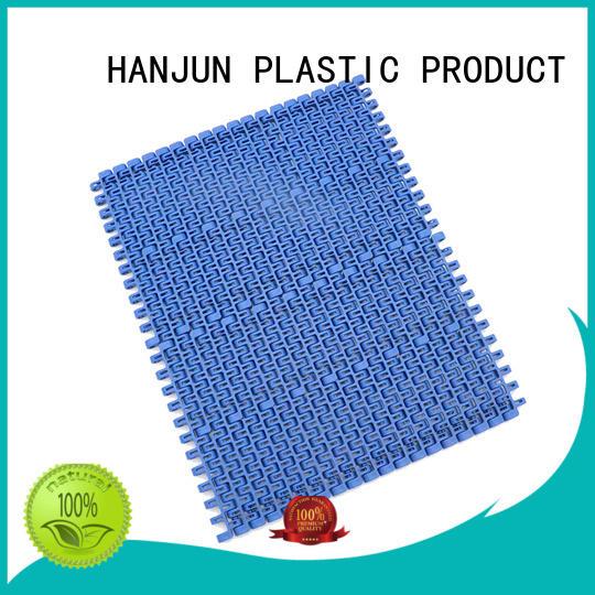 DHP practical conveyor belt manufacturers manufacturer for PET bottle conveyor