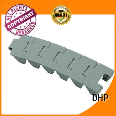 DHP flexible plastic conveyor chain manufacturers series for conveyor machinery