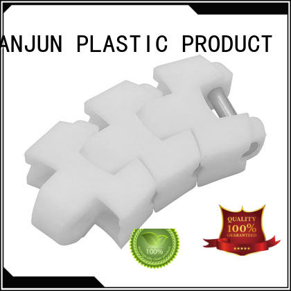 long lasting plastic conveyor chain perforated manufacturer for food conveyor