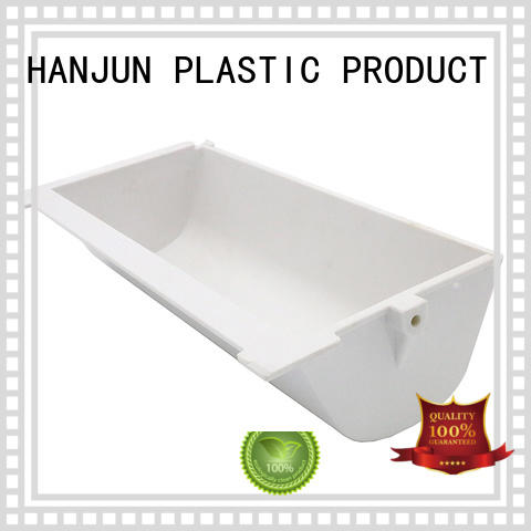 DHP white elevator buckets wholesale for food bucket