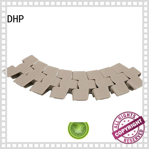 flexible plastic conveyor chain multiangle manufacturer for food conveyor