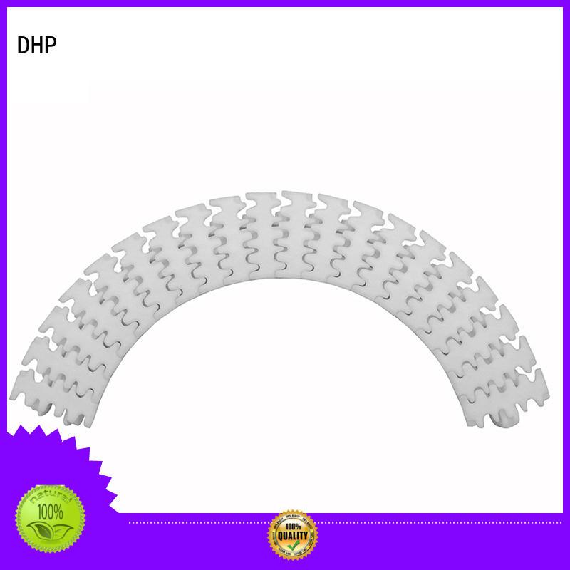 modular plastic conveyor chain manufacturers multiangle series for food conveyor