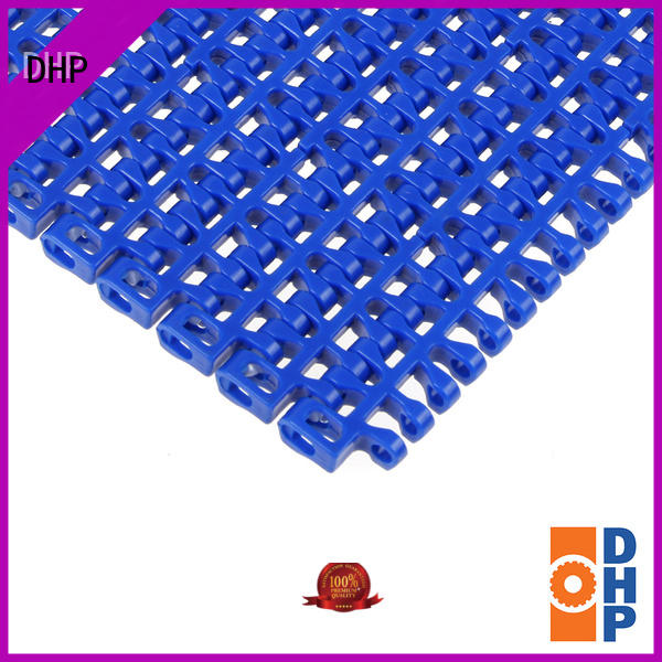 DHP pom material industrial conveyor belts supplier for conveyor machinery