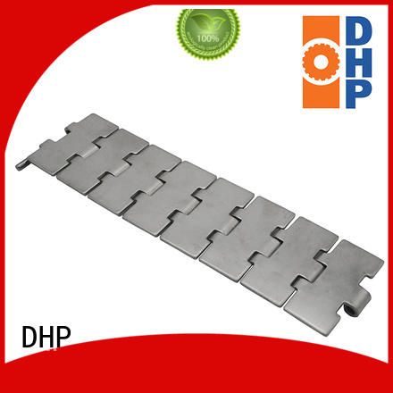 DHP antistatic conveyor chain suppliers factory for food conveyor