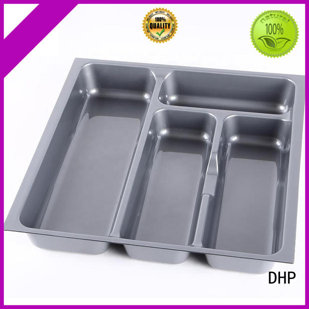 DHP practical silverware drawer organizer supplier for housekeeping