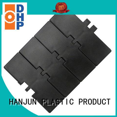 DHP straight running plastic conveyor chain factory for conveyor machinery