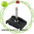 quality plastic conveyor components plastic customizedfor drag chain