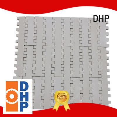 DHP wear resistant industrial conveyor belts manufacturer for PET bottle conveyor