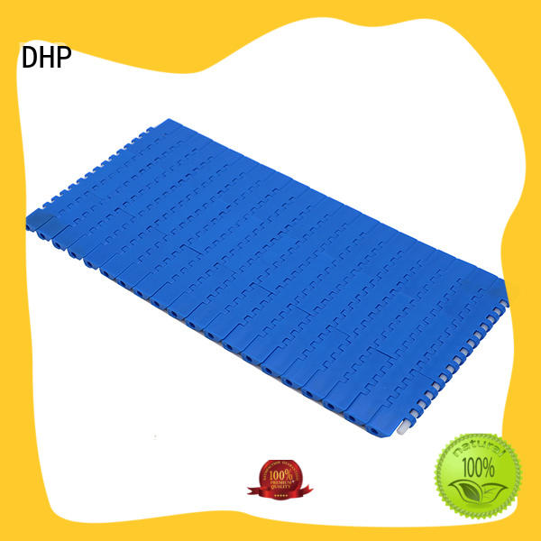 DHP modular plastic conveyor chain factory for food conveyor