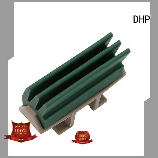 antiskid gravity conveyor parts plastic customized for drag chain