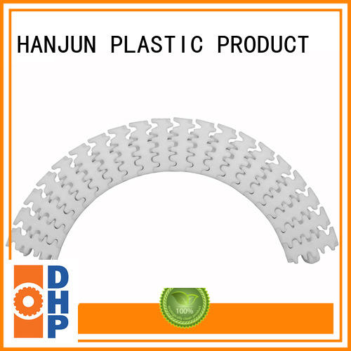 antistatic plastic conveyor chain manufacturers POM factory for food conveyor