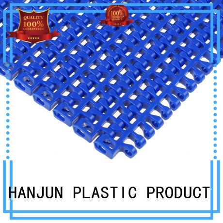 DHP wear resistant industrial conveyor belts supplier for PET bottle conveyor
