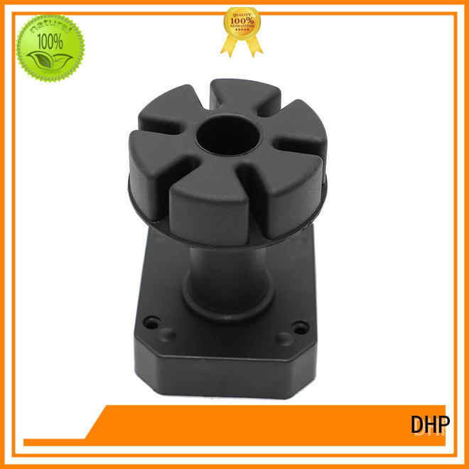 DHP black furniture feet factory direct supply for furniture