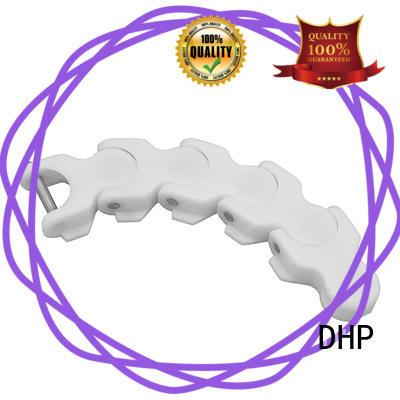 DHP flexible plastic conveyor chain manufacturers factory for food conveyor