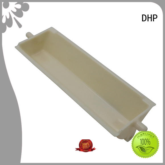 DHP white elevator buckets wholesale for hoist conveyor special bucket
