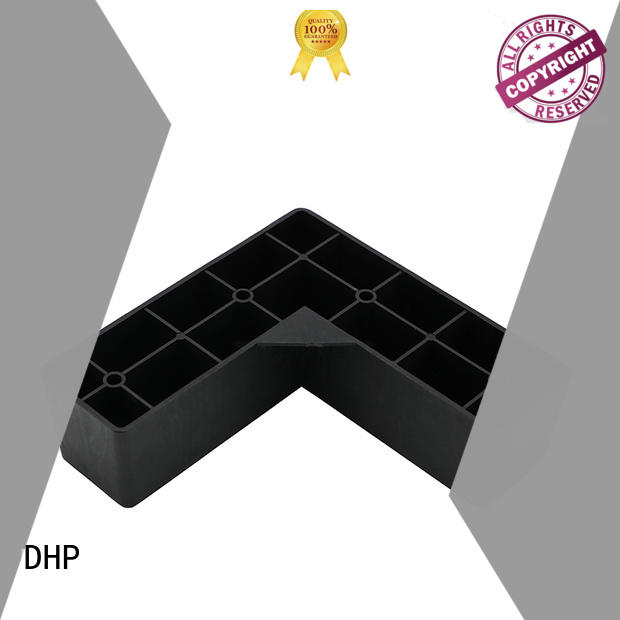 DHP durable plastic leg factory direct supply for cabinets