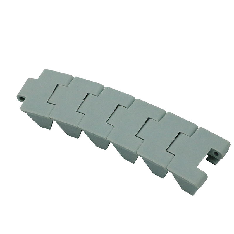 flexible plastic conveyor chain stainless steel wholesale for boxes conveyor-1
