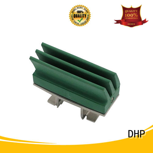 DHP long lasting conveyor components company design for heavy load transportation