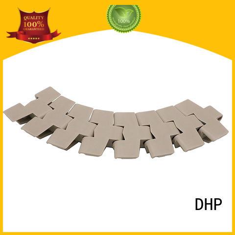 DHP modular plastic conveyor chain manufacturers wholesale for food conveyor