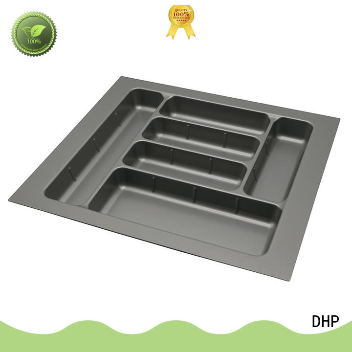 DHP multifunctional silverware drawer organizer wholesale for cabinets