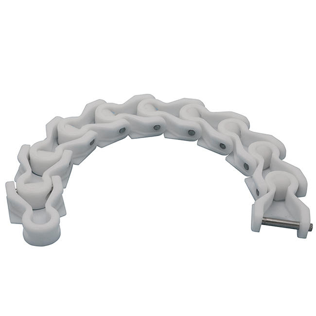 modular conveyor chain suppliers low noise series for food conveyor-2